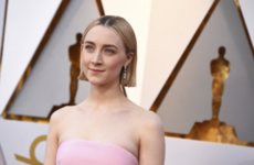 People think Saoirse Ronan's Oscar dress looks pretty familiar...
