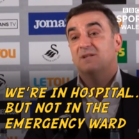 Rock and roll, Formula One cars, picnics and sardines: Swansea boss Carlos Carvalhal loves his analogies