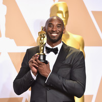 Watch: Kobe Bryant wins Oscar for short animation about retiring from basketball