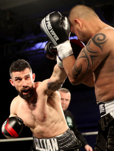 Leinster Rugby coach eyeing Irish title after impressive pro boxing debut