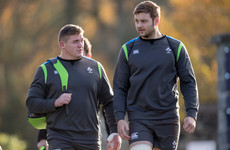 Furlong and Henderson to train fully as Daly and Herring join Ireland squad