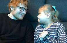 Ed Sheeran donated a signed guitar in order to help terminally ill 11-year-old