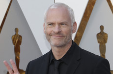 Martin McDonagh wrote a letter in Irish to thank his father's hometown for putting up three billboards in his honour