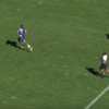 This length-of-the-pitch try by a USA Sevens player needs to be watched again and again