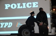 Occupy movement's anniversary event broken up by police