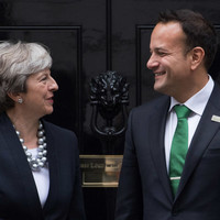 'Definitely not': Varadkar pours cold water on US/Canada-style border after May comments