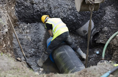 Why are people without water? Three burst pipes were wasting enough to serve 25,000 people