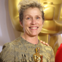 What's the 'Inclusion Rider' that Frances McDormand mentioned during her acceptance speech?