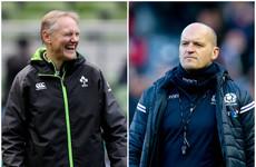 Schmidt versus Townsend is a riveting Six Nations coaching battle