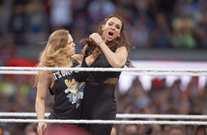 Rousey to make official WWE bow in tag-team match vs Triple H and McMahon