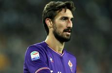 Autopsy reveals Fiorentina captain died of cardiac arrest