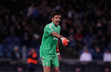 Buffon: 'It will be an uphill battle but it's a fascinating challenge to play at Wembley'