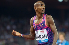 Mo Farah claims 'racial harassment' at airport