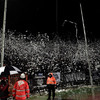 Greek club's fans invade TV station in protest of Super League punishment