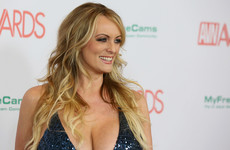 Porn star sues Trump over non-disclosure agreement - but President denies affair
