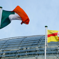 Poll: In a united Ireland, would it be appropriate to change the Irish national flag?