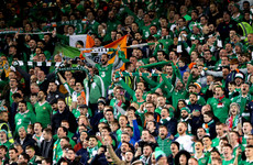 Ireland supporters travelling to Turkey will receive their tickets free of charge