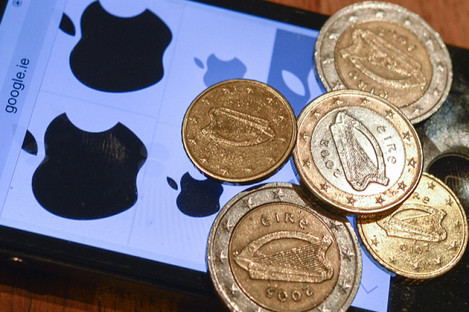 The EU found that Apple owes Ireland €13 billion in back taxes.