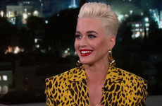 Katy Perry was reunited with an old school friend on TV, and then forgot her name