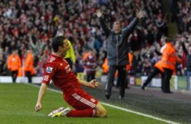 As it happened: Liverpool v Stoke, FA Cup quarter-final