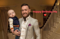 Conor McGregor went all out on his mam's birthday present this year