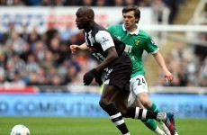 Premier League as it happened: Newcastle v Norwich