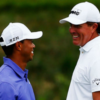 'What Phil Mickelson is doing is showing us we can still do it later in our careers' - Tiger Woods