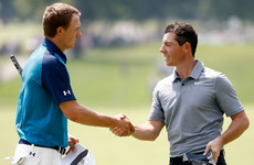 McIlroy eyeing Grand Slam 'bragging rights' ahead of Spieth and Mickelson