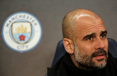 'In the second half we forgot to attack, we forgot to play': Guardiola critical of City after defeat