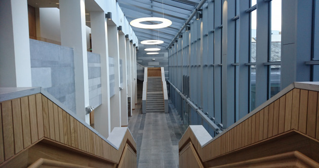 A look at Limerick's new multi-million courthouse