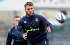 O'Brien returns from injury to captain Leinster for tomorrow's clash with Scarlets