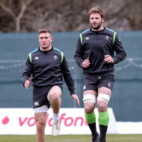 Henderson makes the bench as Ringrose returns to Ireland's centre for Scotland clash