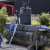 Danish inventor who denies murdering journalist aboard his submarine says she died of toxic fumes