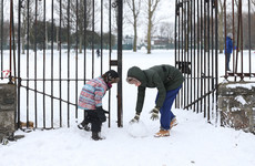 Poll: Should schools open on Saturdays to make up for the 'snow days'?