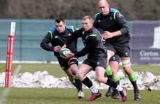 Toner back up Schmidt's pecking order thanks to his 'particular set of skills'