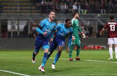 Crisis, what crisis? Arsenal boost Europa League hopes in Milan