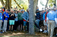Tiger three off the lead after solid start as McIlroy struggles on day one
