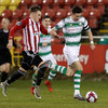 Ex-Villa youngster grabs four as Shamrock Rovers thrash dire Derry