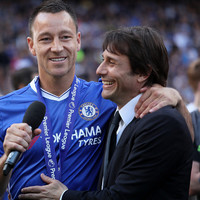 'John Terry has been a big loss' - Conte highlights absence of former Chelsea skipper