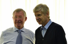 Sleepless Wenger reveals support from old enemy Fergie