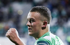 Furlong nets fourth goal while on-loan Rovers striker O'Connor bags debut strike for Harps