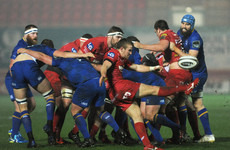 Sean O'Brien's comeback cruelly cut short by injury as Leinster held by Scarlets