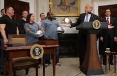 US trading partners condemn Trump tariffs as trade war fears grow