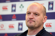 Townsend rues missed passes, admits Scotland are 'three or four years' behind Ireland