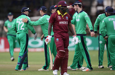 Frustrated Ireland lose out to Windies in World Cup qualifier
