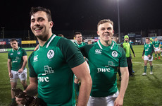 Fierce and frenetic contest leaves Ireland U20s a sniff of Six Nations title