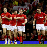 Wales work their way into second place with laboured bonus point win over Italy