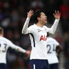 Son brace inspires Spurs to third spot as Harry Kane goes off injured