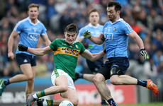 Loss of forward pair to injuries another issue for Kerry to face after Dublin defeat