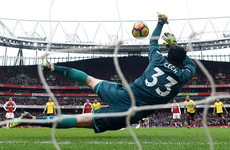 From 'hell to heaven' in a week – Wenger salutes Cech's penalty heroics